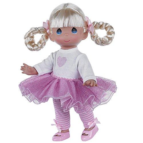 (The Doll Maker Precious Moments Dolls, Linda Rick, Fashionista, 12 inch Doll)