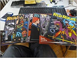 Book Red Rocket 7 : Full Run of all 7 Issues