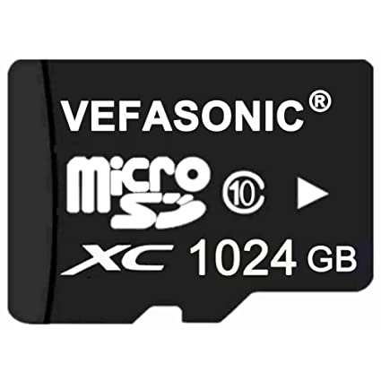 Amazon Com Vefasonic 1024gb 1tb Micro Sdhc Sd Tf Memory Card High