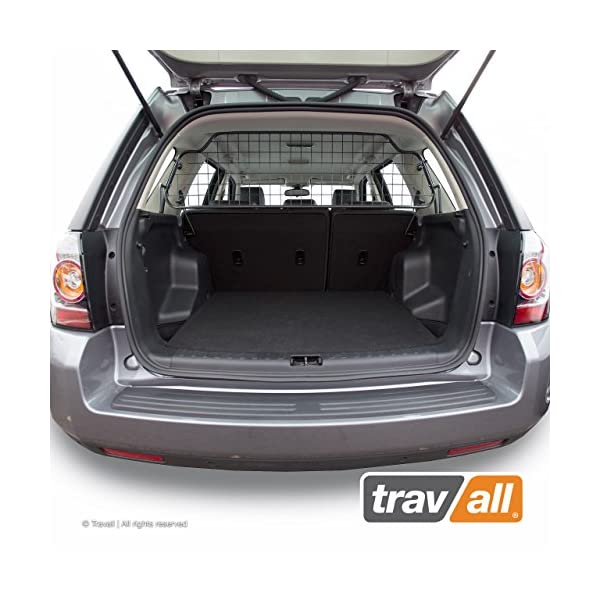 Travall Guard TDG1063 - Vehicle-Specific Dog Guard 3