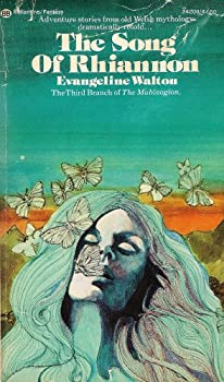 The Song of Rhiannon by Evangeline Walton science fiction and fantasy book and audiobook reviews