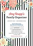 2018 Amy Knapp Family Organizer: August 2017-December 2018