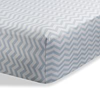 Fitted Knit Crib Sheet - Best Crib Sheet for Baby - Infant | Toddler 100% Cot...
