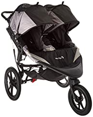 The Summit X3 offers exceptional performance and maneuverability on any terrain. This stroller and jogger hybrid is conveniently equipped with an all new remote swivel lock that is mounted on the handlebar. Simply flip the lever to lock the f...