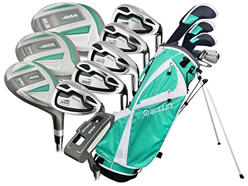 - Bullet Golf .444 Ladies Complete Set Left Handed Bag