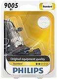 Automotive : Philips 9005 Standard Halogen Replacement Headlight Bulb, 1 Pack