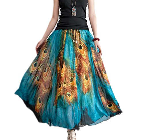 Buy dress with a full skirt - 5