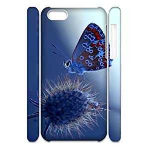 I-Cu-Le Customized 3D case Dragonfly for iPhone 5C