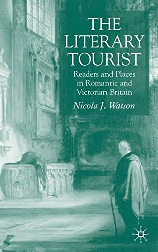 The Literary Tourist by Brand: Palgrave Macmillan