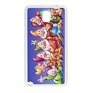 Disney anime Happy father christmas Cell Phone Case for Samsung Galaxy Note3