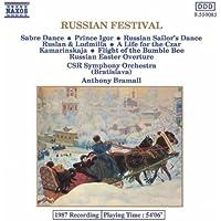Festival russe - La danse du sabre / Prince Igor / Ruslan & Ludmilla