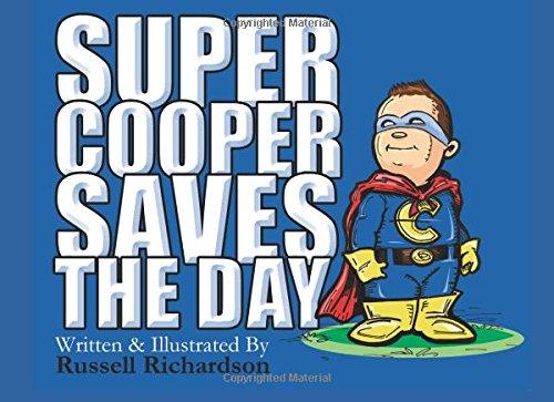 Download Super Cooper Saves the Day pdf epub