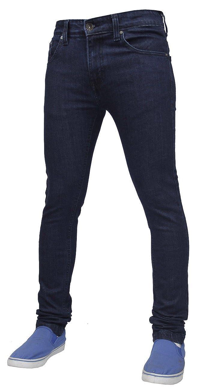 TALLA 38W / 34L. Pantalón elástico ajustado para hombre True Face