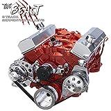 CVF Racing Chevy Small Bock Serpentine Conversion - Power...