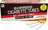 Shargio Red King Size 200ct High Quality Filter