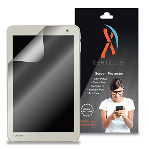 (XShields© (2-Pack) Screen Protectors for Toshiba Encore 2 WT8-B 8