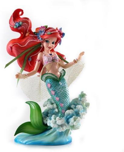 Enesco Disney Showcase Ariel Couture de Force Princess Stone Resin Figurine