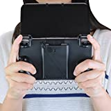 GAMETECH 3DS XL Variable Hand Grip -Black- / Analog Stick Covers set