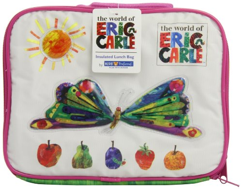 Eric Carle The Very Hungry Caterpillar Butterfly Lunch (Eric Carle Butterfly)