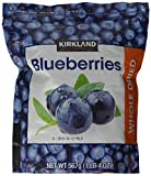 Kirkland Signature whole Dried Blueberries, 1 LB 4 Oz