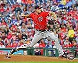 """Max Scherzer Washington Nationals 2016 MLB Action Photo (Size: 20"""" x 24"""")"""