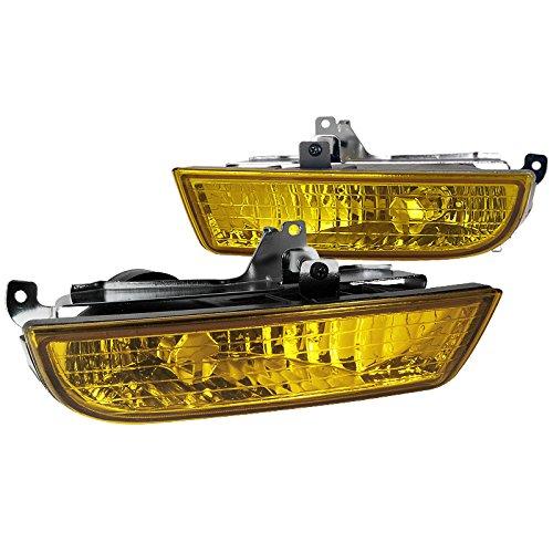 Spec-D Tuning LF-PL97AM-RS Yellow Fog Light (Orem) ()
