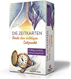 Die Zeitkarten: Finde den richtigen Zeitpunkt - Set mit Buch und Karten