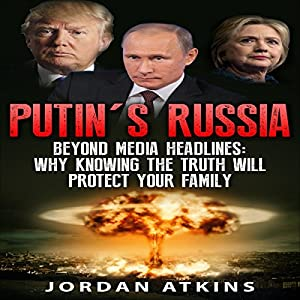 Putin's Russia Audiobook