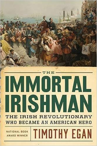 Book The Immortal Irishman: The Irish Revolutionary Who Became an American Hero