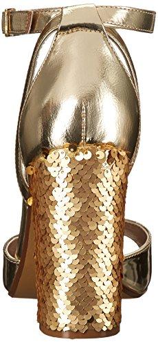 Betsey Johnson womens Brandy Gold/Multi t89j5jki