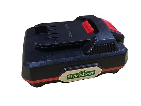 Batería Recargable FAP 20 A1 batería cortabordes Flora Best frta ...