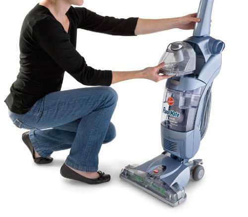 Hoover FloorMate SpinScrub