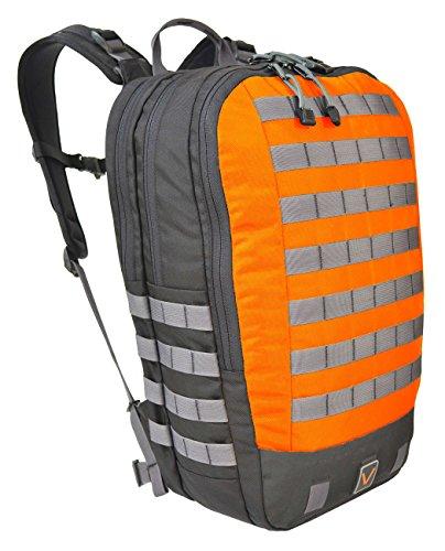 Velix Digicase 30 Laptop Backpack, Men's Medium, Orange (102542) by Velix
