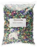 italian hard candy - Chipurnoi Glitterati Assorted Fruit Candy - 800 Pieces - 1.9 lb