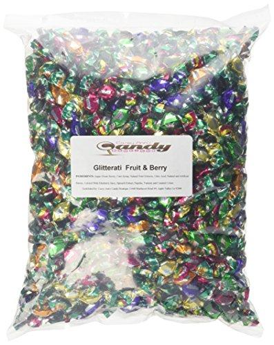 Chipurnoi Glitterati Assorted Fruit Candy - 800 Pieces - 1.9 (Chipurnoi Fruit)
