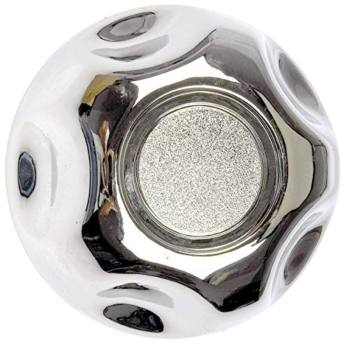 (APDTY 010152 Chrome Wheel Center Cap Hub Rim Fits 1995-1999 Ford Ranger & 1995-1996 Ford Explorer (Replaces)