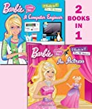 I Can Be an Actress/I Can Be a Computer Engineer (Barbie) (Deluxe Pictureback) by Susan Marenco (2013-07-23)