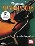 img - for Beginning Mandolin Solos book / textbook / text book