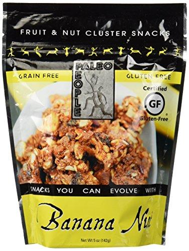 Granola Banana Nut Gluten Free Paleo People 5 oz Bag