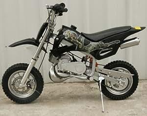 db49a black 49cc 50cc 2 stroke gas motor mini. Black Bedroom Furniture Sets. Home Design Ideas