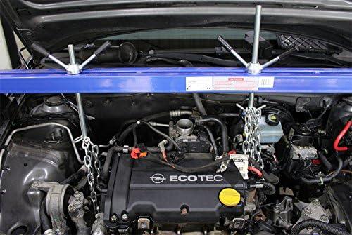 Pont moteur moteur 500 kg Support Porteur Course motorträg 150 cm