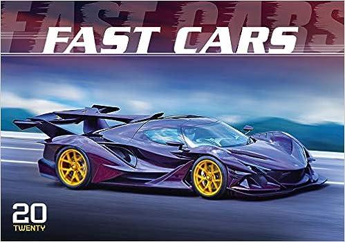 Fast Cars 2020 Der Sportwagenkalender Bildkalender Quer 49 X