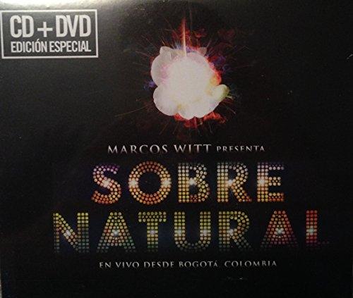 (Sobrenatural - Edicion Especial (CD + DVD) - En Vivo desde Bogota, Colombia)