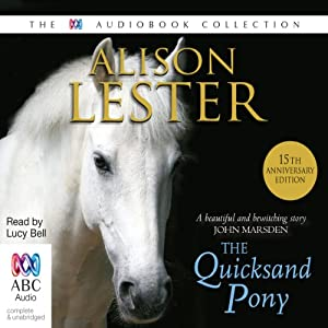 The Quicksand Pony Audiobook