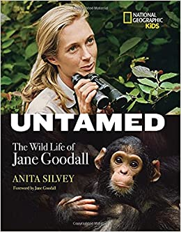 Image result for untamed the wild life of jane goodall