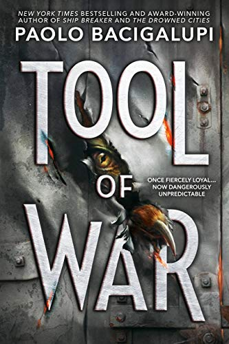 Tool of War (Ship Breaker Book 3)