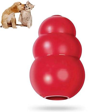 FXQIN Bola de Juguetes para Perros, Interactivo Triturador de Slow ...