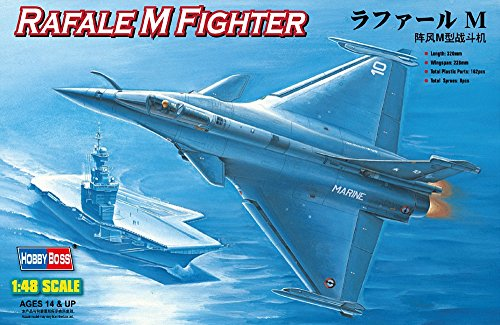 Hobby Boss Rafale M Jet Fighter Airplane Model Building Kit