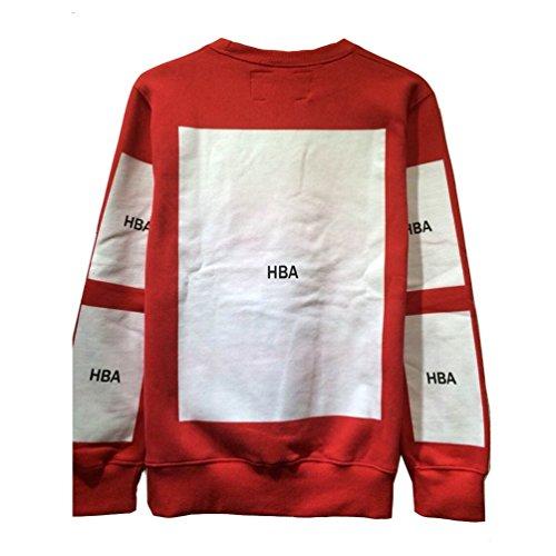 e0e6739955ea Zero Unisex Hip Hop Hyperbolic Religious Palace Sweater Shirts Jacket (L (  US Size M )