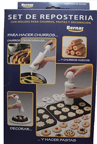 make churros - 1